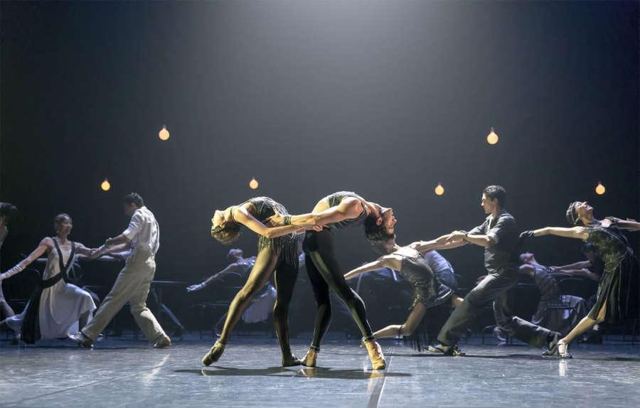 Víctor Ullate Ballet presenta este domingo en Baluarte «30 años de danza»