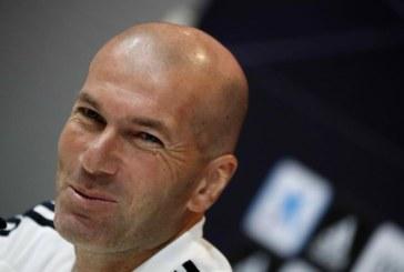 Zidane: «Luca es como Carvajal, nada más»