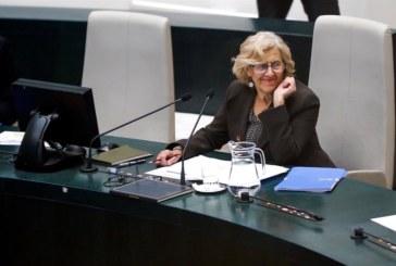 PP, Cs y Vox arrebatarían a Carmena el Ayuntamiento, según un sondeo