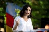 Ayuso toma posesión mañana como presidenta madrileña arropada por Casado