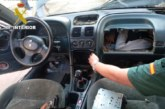 Localizados inmigrantes en los bajos fondos de cuatro vehículos marroquíes