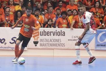 3-2. El Aspil-Vidal golpea primero