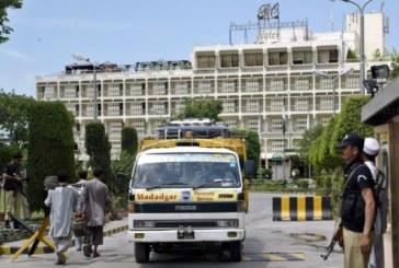 Ascienden a 8 los muertos y 6 los heridos en el ataque al hotel ayer en Pakistán