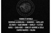 AGENDA: 24 y 25 de mayo, en el Navarra Arena de Pamplona, 'Iruña Rock 2019'