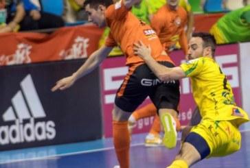 Jaén supera a Aspil Ribera Navarra y reeditará finalísima en la Copa del Rey (3-8)