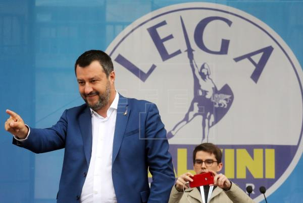 Salvini afirma que «los extremistas son los que han gobernado Europa»