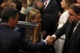 Oriol Junqueras a Pedro Sánchez: «Tenemos que hablar»