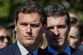Casado y Rivera exigen al presidente del Senado que rectifique por sugerir la absolución de los presos independentistas
