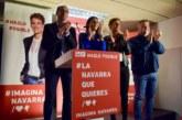 26M: María Chivite (PSN): «Ha vuelto el orgullo de ser socialista»
