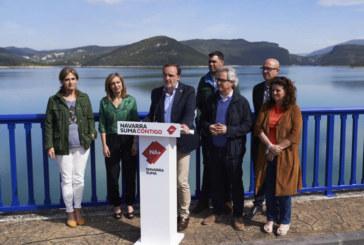 """26M: Esparza (NA+): """"Sánchez decidirá si quiere respetar la voluntad de los navarros o estar en manos de los amigos de Josu Ternera"""""""