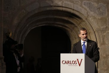 Felipe VI defiende una Europa «más unida, más fuerte y más efectiva»