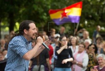 26M: Iglesias aboga por «cambiar de fase» y entrar al Gobierno en España y Navarra