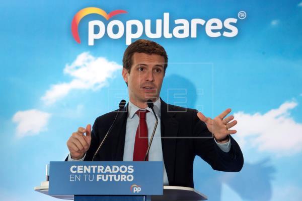 Pablo Casado pide prisión permanente revisable para 'Josu Ternera'