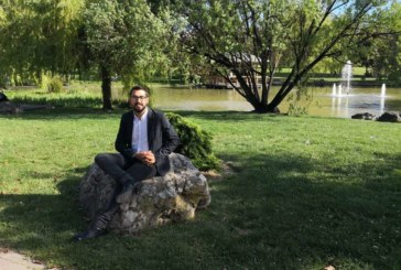 """Julen Sesma (CCD): """" Lo primero pediré una auditoría de cuentas del Ayuntamiento de Pamplona"""""""