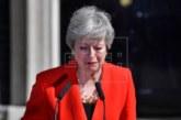 May dimitirá el 7 de junio y seguirá en funciones mientras se elige nuevo líder