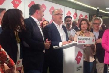 26M.-  Maya (NA+): Estoy absolutamente legitimado para ser alcalde de Pamplona