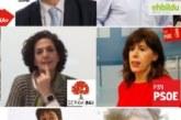 Los candidatos apuestan por una Pamplona sostenible, inclusiva y amable