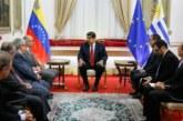 La misión de la UE abordó vías negociadas para nuevas elecciones en Venezuela