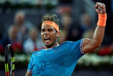 Nadal destroza a Wawrinka y se cita con Tsitsipas en semifinales