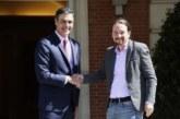 Iglesias no descarta oponerse a la investidura de Sánchez, que será en julio