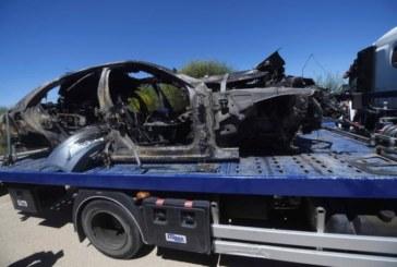 Pere Navarro (DGT) confirma que el accidente de Reyes se debió a la velocidad