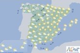 Hoy en España, lluvias y chubascos ocasionales en Galicia y Asturias