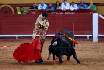 Sopor en Madrid, y triunfos del Juli, De Miranda, el Fandi, Cayetano y Aguado