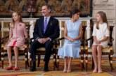Felipe VI apela a la convivencia y un destino común en democracia y libertad