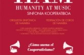 AGENDA: 20 de junio, en Baluarte, 'Humanity at music'