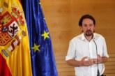 Iglesias pide «respeto» a Sánchez y no concibe quedarse fuera del Gobierno