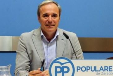 Jorge Azcón (PP) será alcalde de Zaragoza con el apoyo de Cs y Vox