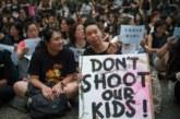 Manifestantes hongkoneses logran la suspensión de la ley pero no su retirada