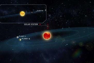 Encuentran dos planetas templados con masas similares a la Tierra