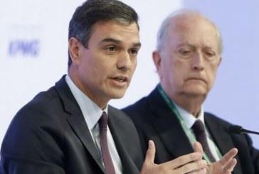Sánchez llama a los partidos y a los agentes sociales a impulsar su «agenda del cambio»