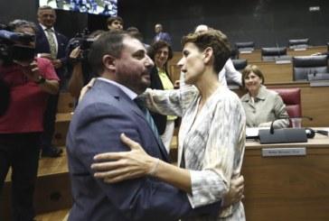 El PSN da a Geroa Bai la Presidencia del Parlamento de Navarra y permite la entrada de Bildu en la Mesa