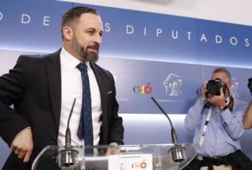 Vox presenta una querella criminal contra Zapatero por «colaboración» con ETA