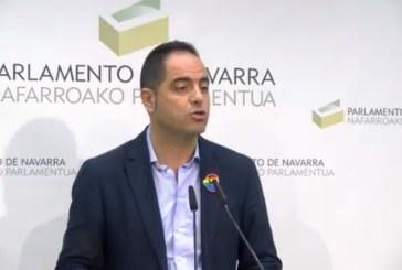 PSN aplaza la negociación con Geroa Bai, Podemos e I-E para formar Gobierno en Navarra