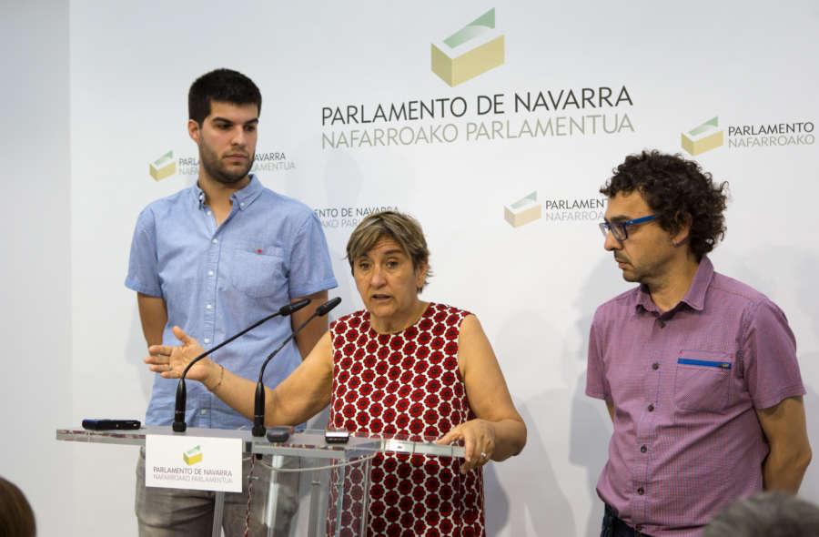 La Asamblea de IUN-NEB da su apoyo al preacuerdo de Gobierno en Navarra