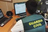 La Guardia Civil esclarece un hurto de material industrial de 500.000 euros