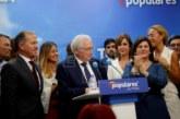 Imbroda renuncia al acta en Melilla y tacha de «tránsfuga» a su sucesor