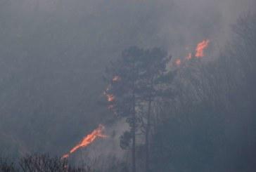Elevan el nivel de peligrosidad en Ávila al coincidir 2 incendios en la zona