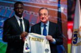Mendy: «Es un honor estar en el club más grande del mundo»
