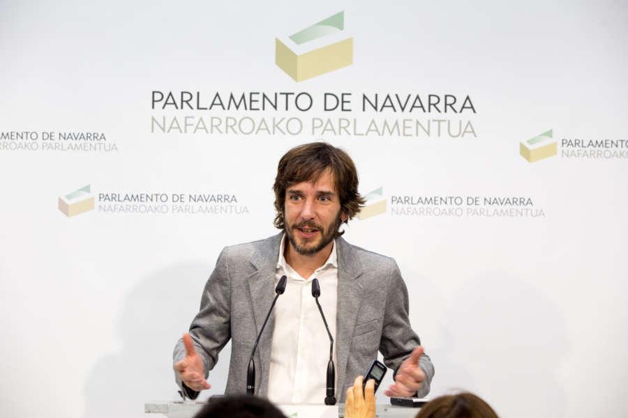Podemos pide «coherencia y responsabilidad» en torno al senador autonómico