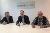 El Gobierno de Navarra firma convenio con ADONA