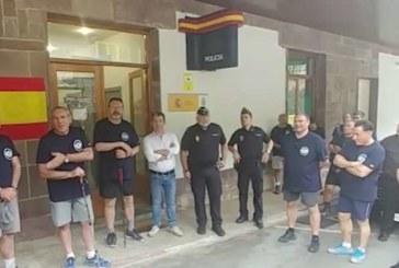 Puesto de policía de Valcarlos, centro de sellado del Camino de Santiago