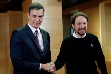 El PSOE acusa a Iglesias de anteponer los nombres y continúa el bloqueo