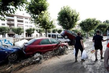 Na+ pide retrasar el pago de impuestos a los comercios afectados por la riada