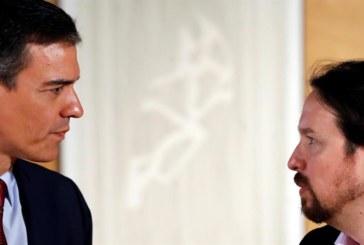 Unidas Podemos no acepta la oferta del PSOE y pide más competencias sociales