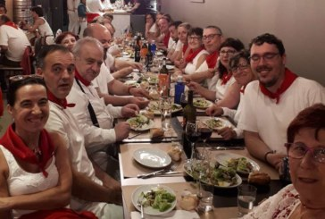 La Asociación Belenistas de Pamplona celebra San Fermín