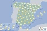 Hoy en España, chubascos y tormentas en el Pirineo y sistema Ibérico